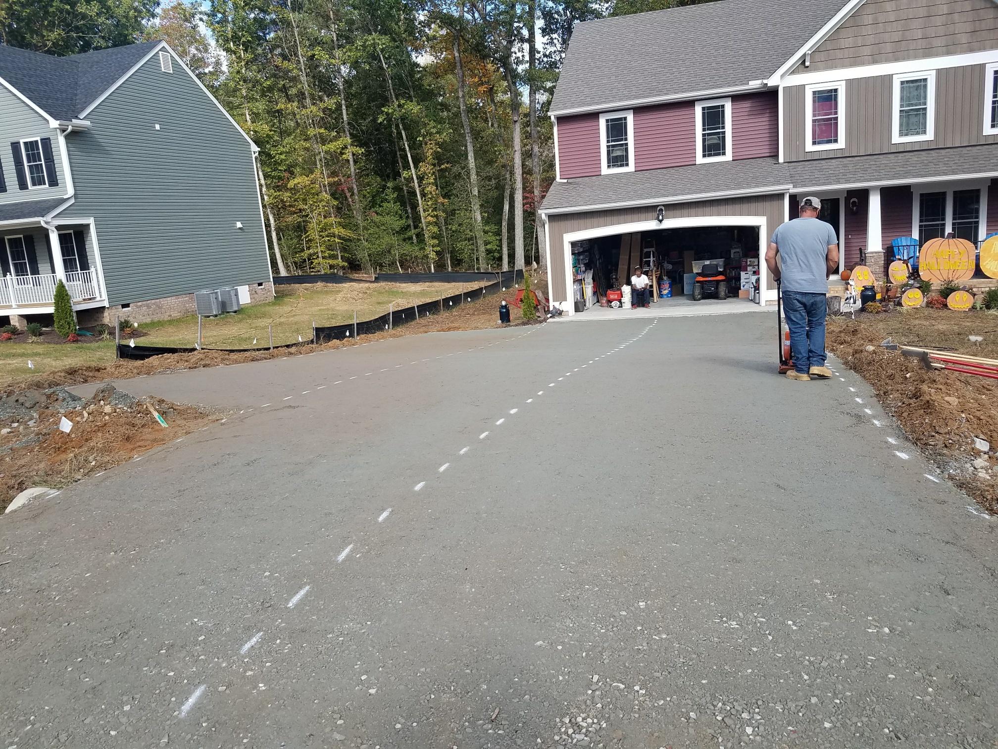 Driveway Asphalt Repair in Virginia